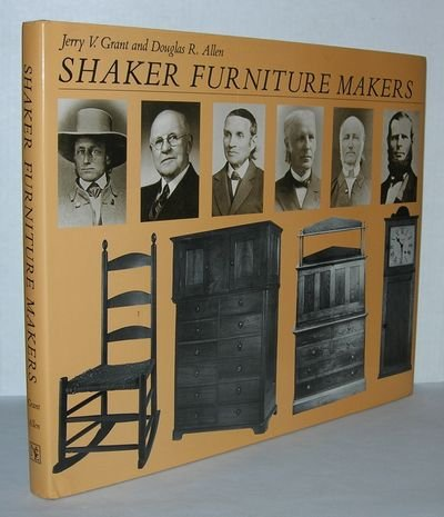 9780874514889: Shaker Furniture Makers