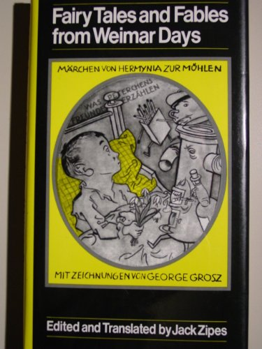 9780874515015: Fairy Tales and Fables from Weimar Days
