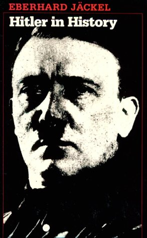 9780874515022: Hitler in History (The Tauber Institute Series for the Study of European Jewry)