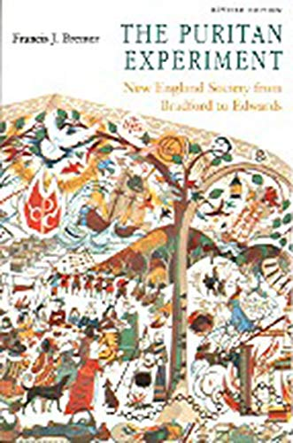 9780874517286: The Puritan Experiment: New England Society from Bradford to Edwards (Library of New England)