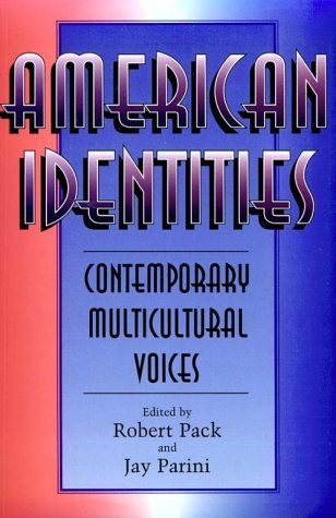 9780874517590: American Identities: Contemporary Multicultural Voices (Bread Loaf Anthology)