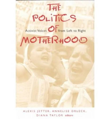 9780874517804: The Politics of Motherhood: Activist Voices from Left to Right