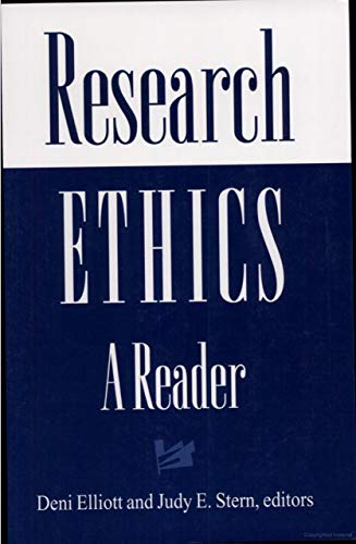 9780874517972: Research Ethics: A Reader