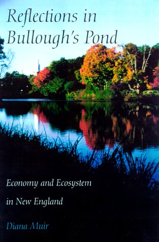 9780874519099: Reflections in Bullough's Pond: Economy and Ecosystem in New England (Revisiting New England: The New Regionalism)