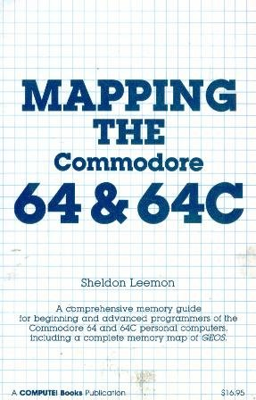 9780874550825: Mapping the Commodore 64 & 64C