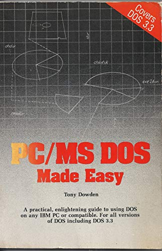 9780874551389: Pc/MS DOS Made Easy