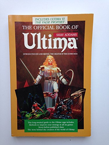 9780874552287: The Official Book of Ultima