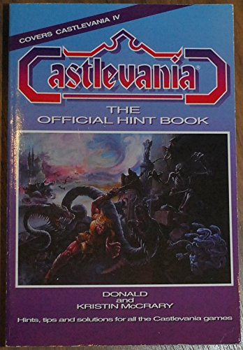 9780874552614: Castlevania: The Official Hint Book