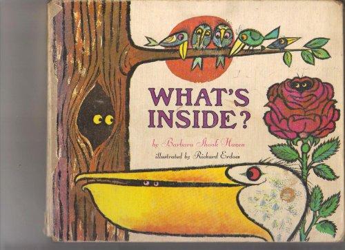 What's Inside (9780874601367) by Barbara Shook Hazen