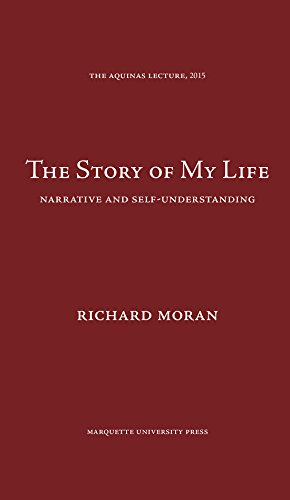 9780874621877: The Story of My Life: Narrative and Self-Understanding (The Aquinas Lecture, 2015)