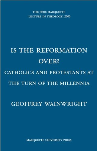 9780874625806: Is the Reformation Over? (Pere Marquette Theology Lecture)