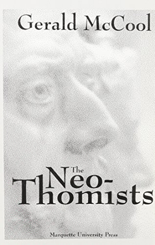 9780874626018: The Neo-Thomists (Marquette University Press)