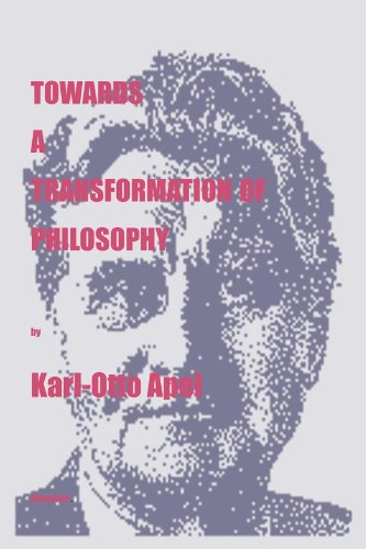 9780874626193: Towards a Transformation of Philosophy (Marquette Studies in Philosophy)