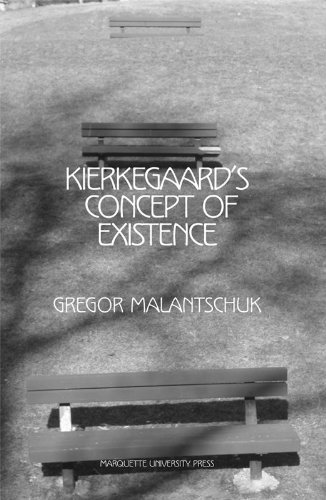 Kierkegaard's Concept of Existence (Marquette Studies in Philosophy) (0874626587) by Gregor Malantschuk; Howard Vincent Hong; Edna Hatlestad Hong