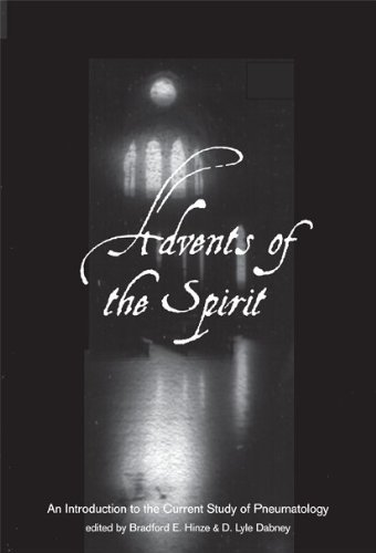 9780874626797: Advents of the Spirit: An Introduction to the Current Study of Pneumatology (Marquette Studies in Theology)