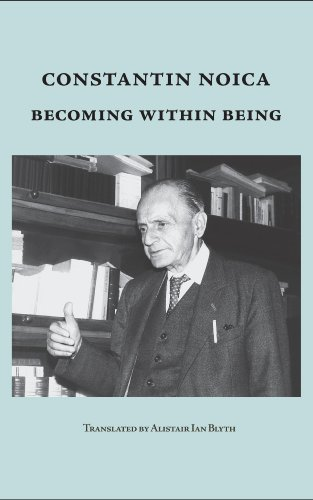 9780874627596: Becoming Within Being