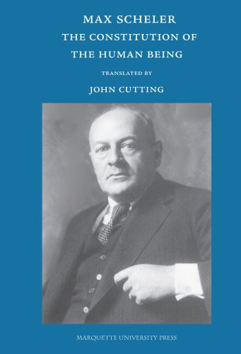 9780874627602: The Constitution of the Human Being (Marquette Studies in Philosophy)