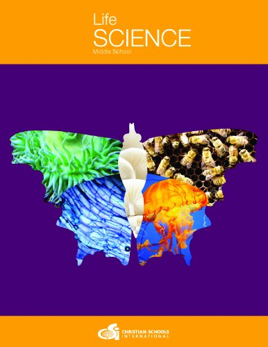 9780874630251: Life Science for Middle School Student Textbook