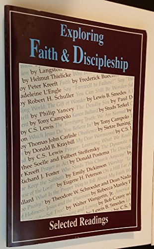 9780874638783: Exploring Faith and Discipleship: Selected Readings