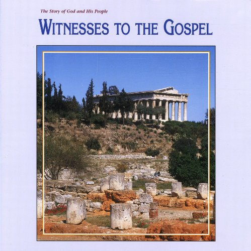 9780874639599: The Story of God and His People - Witnesses to the Gospel - Teacher's Guide