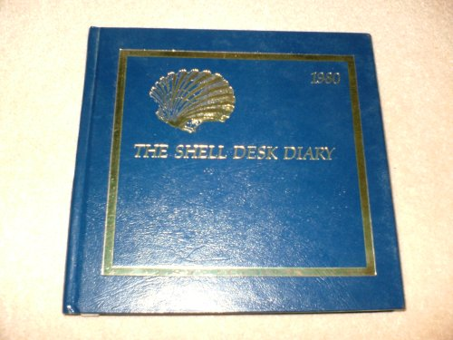 Shell Desk Diary for 1980 with Photos & Engravings Showing How Art in Many Forms Has Been Enriche...