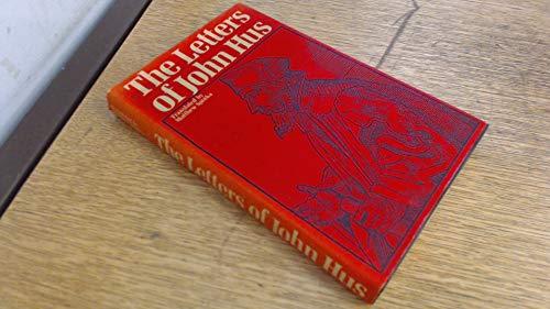 9780874710212: The letters of John Hus