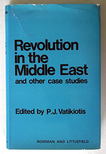 9780874710229: Revolution in the Middle East, and other case studies
