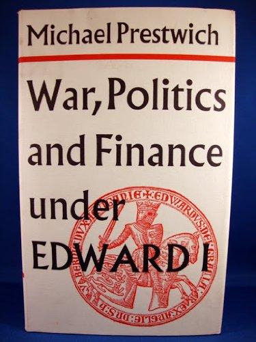 9780874711165: War, politics, and finance under Edward I