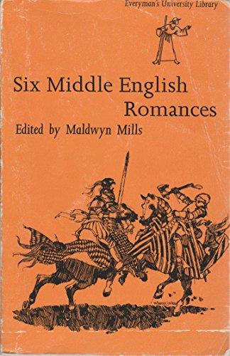 9780874714036: Six Middle English romances