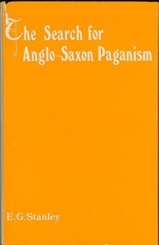 9780874716146: The search for Anglo-Saxon paganism