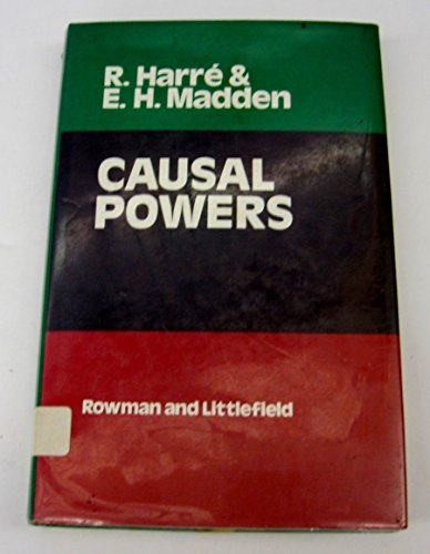 9780874716245: Causal Powers: A Theory of Natural Necessity