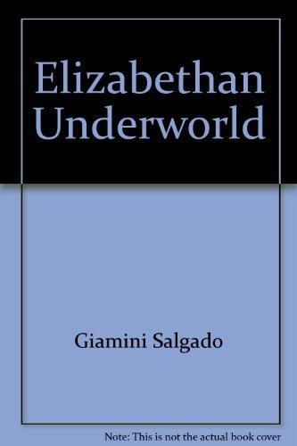 9780874719673: Elizabethan Underworld