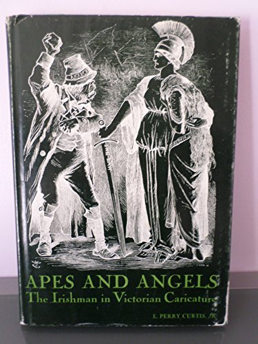 9780874741070: Apes and Angels: Irishman in Victorian Caricature