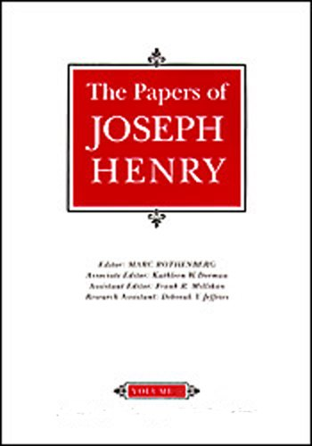 Papers of Joseph Henry, The: Reingold, Nathan