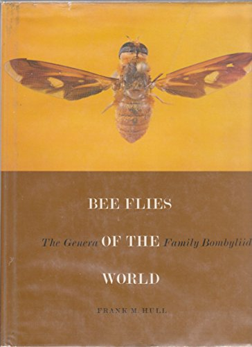 Bee Flies of the World: The Genera of the Family Bombyliidae