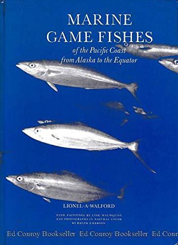 9780874741537: MARINE GAME FISH