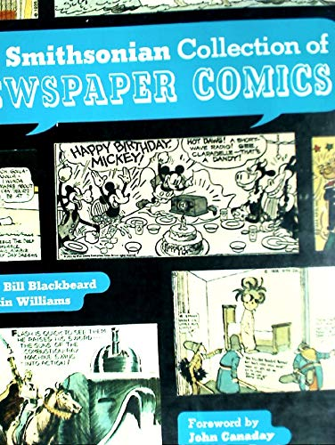 9780874741674: The Smithsonian Collection of Newspaper Comics