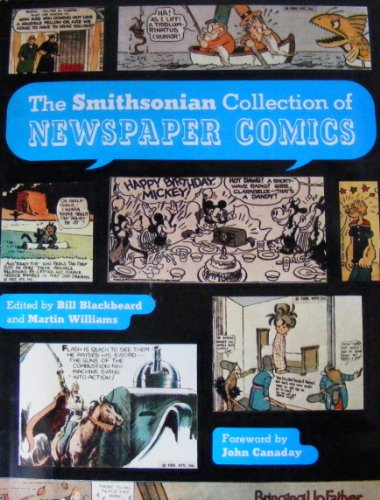 9780874741728: Smithsonian Collection of Newspaper Comics