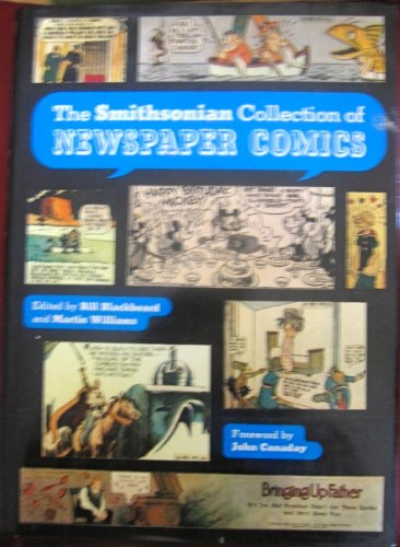 9780874741728: The Smithsonian Collection of Newspaper Comics
