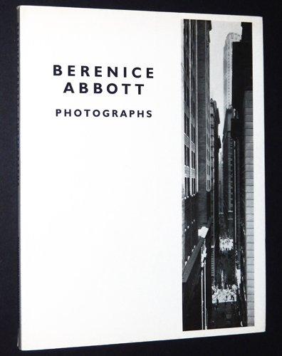 9780874742114: Berenice Abbott Photographs
