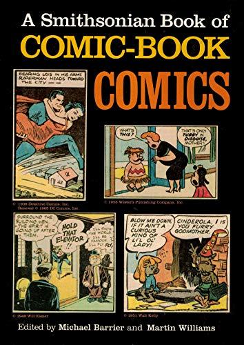 9780874742282: A Smithsonian Book of Comic-Book Comics