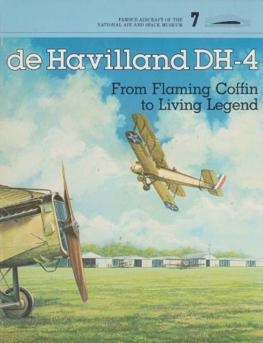9780874742770: DE HAVILLAND DH-4 PB (Famous aircraft of the National Air & Space Museum)