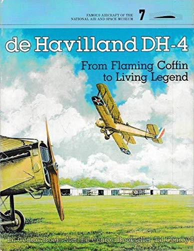 9780874742770: DE HAVILLAND DH-4 PB (Famous aircraft of the National Air & Space Museum)