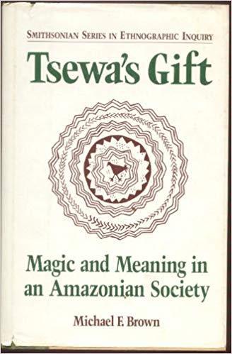 9780874742947: TSEWAS GIFT (Smithsonian Series in Ethnographic Inquiry)