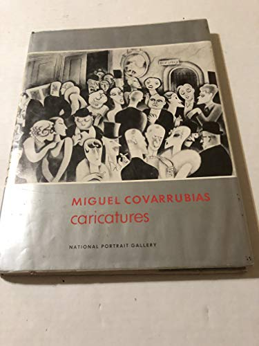 Miguel Covarrubias Caricatures: Cox, Beverly J.; Anderson, Denna Jones; Covarrubias, Miguel