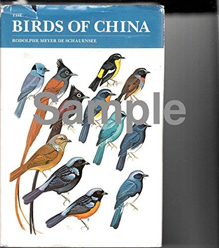 9780874743630: The Birds of China