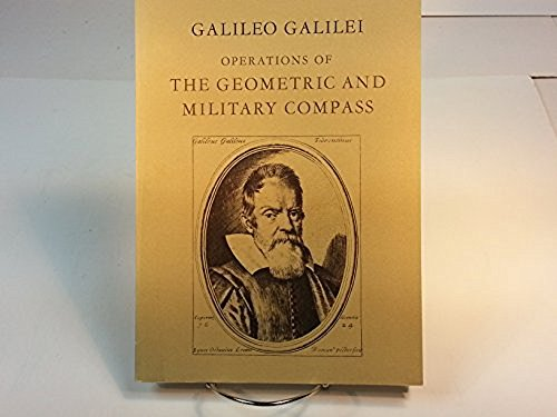 9780874743838: Operations of the Geometric and Military Compass (Dibner Library Publication, N0 1)