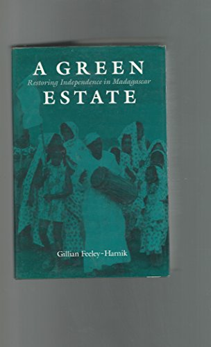 9780874744408: GREEN ESTATE (Smithsonian Series in Ethnographic Inquiry)