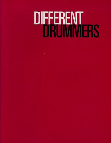 9780874744712: Different Drummers: Wallace Berman, Clyde Connell, Bruce Conner