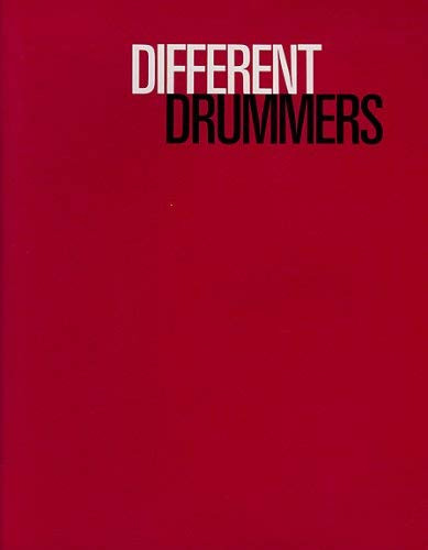 Different Drummers: Wallace Berman, Clyde Connell, Bruce Conner, Oyvind Fahlstrom, Robert Helm, ...